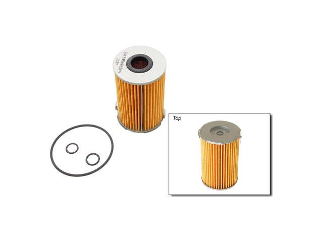 Full - Engine Oil Filter Kit - C2C W0133-1640621-FUL