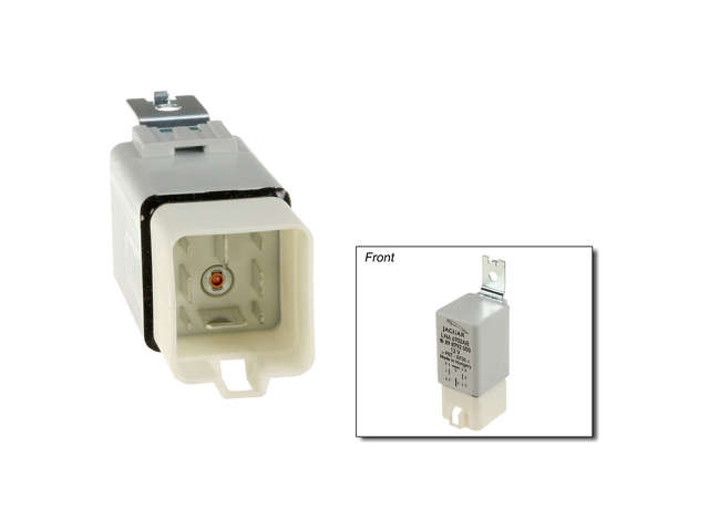Genuine - Auxiliary Engine Cooling Fan Relay - C2C W0133-1656616-OES