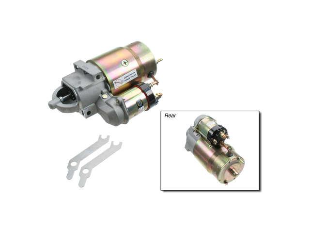FBS - Bosch New - Lifetime Warranty Starter - B2C W0133-1684597-BOS