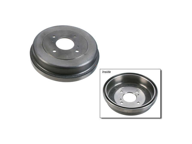 FBS - Brembo Brake Drum (Rear) - B2C W0133-1720537-BRE