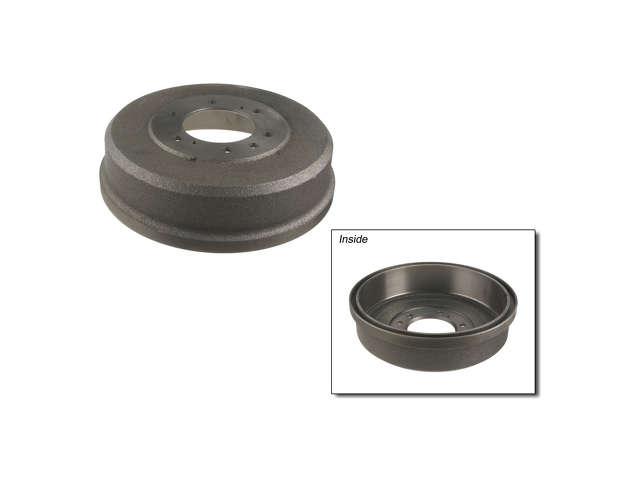 FBS - TRW Brake Drum (Rear) - B2C W0133-1725725-TRW