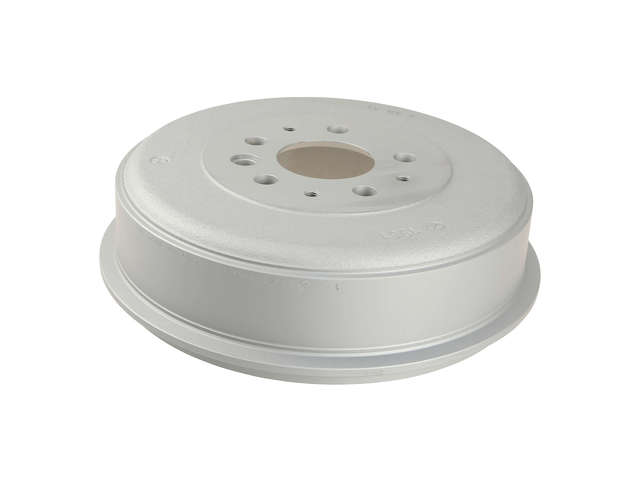FBS - Zimmermann Coat-Z Anti-Corrosion Brake Drum (Rear) - B2C W0133-1734524-ZIC