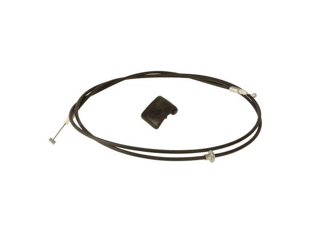 Dorman - Hood Release Cable - C2C W0133-1747653-DOR
