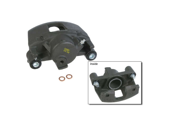 FBS - Cardone A1 Cardone Reman Brake Caliper w/o Bracket - B2C W0133-1808109-CAR