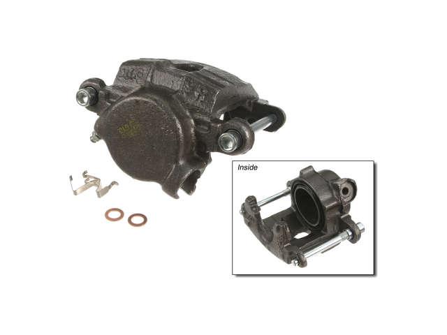 FBS - Cardone Remanufactured Brake Caliper Unloaded w/o Bracket - B2C W0133-1819901-CAR