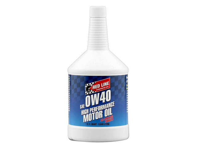 Red Line - Engine Oil - C2C W0133-1841093-RED