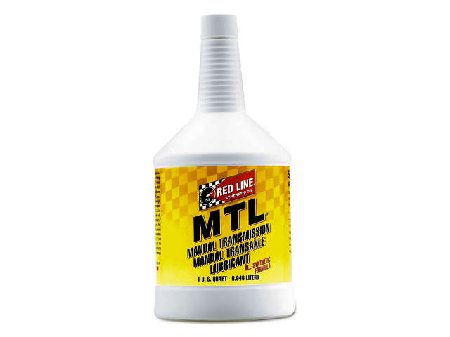 Red Line - Manual Transmission Fluid - C2C W0133-1841213-RED