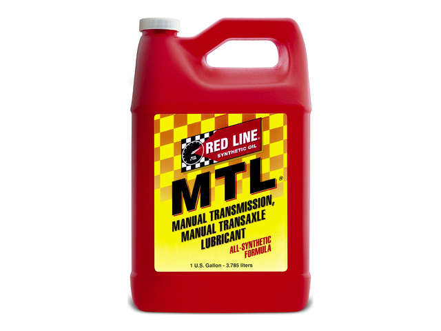 Red Line - Manual Transmission Fluid - C2C W0133-1846019-RED