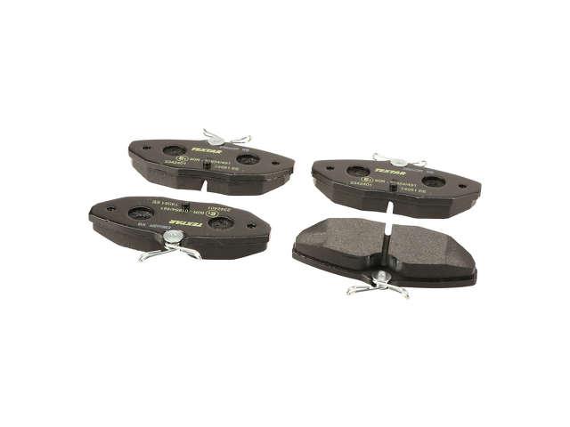 FBS - Textar OE Formulated Brake Pad Set - B2C W0133-1853533-TEX