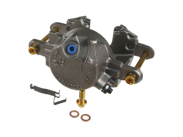 FBS - WBR Premium Remanufactured Brake Caliper w/o Brake Pads - B2C W0133-1901698-WBR