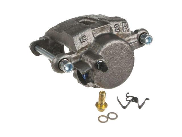 FBS - WBR Premium Remanufactured Brake Caliper w/o Brake Pads - B2C W0133-1907937-WBR