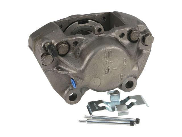 ES#2151217 - W01331909754 - Brake Caliper - - w/o Brake Pads - World Brake Resource - Mercedes Benz