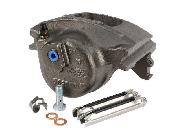 FBS - WBR Premium Remanufactured Brake Caliper w/o Brake Pads - B2C W0133-1909825-WBR