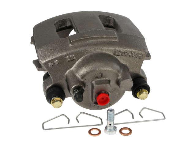 FBS - WBR Premium Remanufactured Brake Caliper w/o Brake Pads - B2C W0133-1910102-WBR