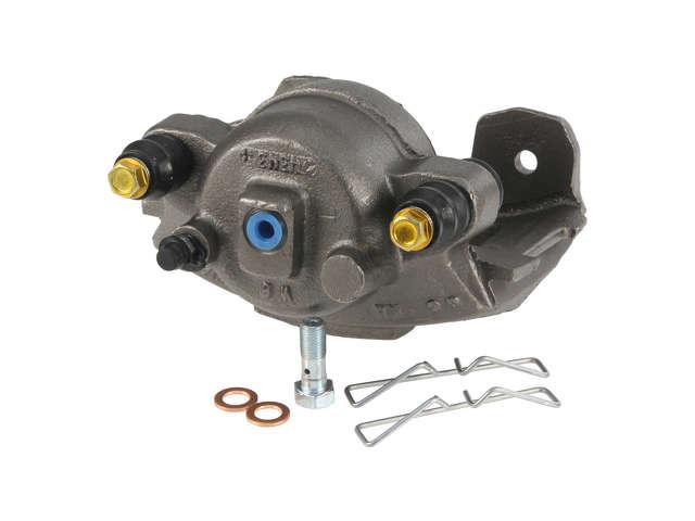 FBS - WBR Premium Remanufactured Brake Caliper w/o Brake Pads - B2C W0133-1910103-WBR