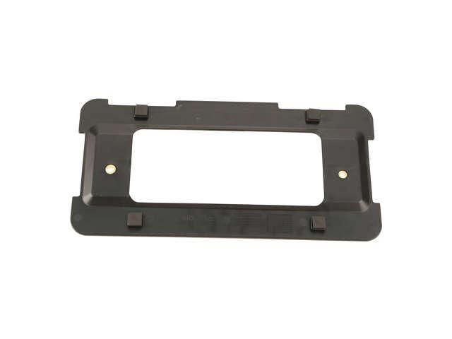 APA/URO Parts - License Plate Bracket - C2C W0133-2079118-APA