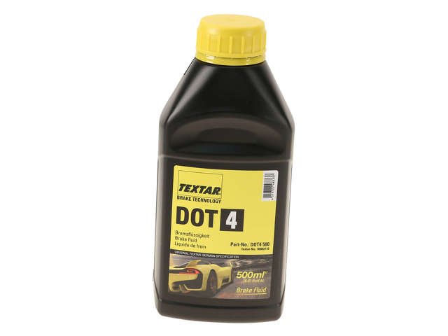 FBS - Textar Chemical Item Brake Fluid DOT 4 - 500ML - B2C W0133-2214555-TEX