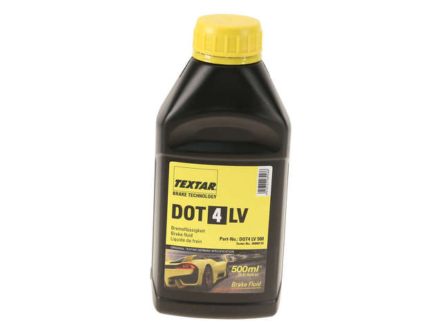 FBS - Textar Chemical Item Brake Fluid DOT 4 LV - 500ML - B2C W0133-2214562-TEX