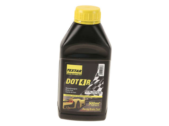 FBS - Textar Chemical Item Brake Fluid DOT 4 Racing 500ml - B2C W0133-2214569-TEX