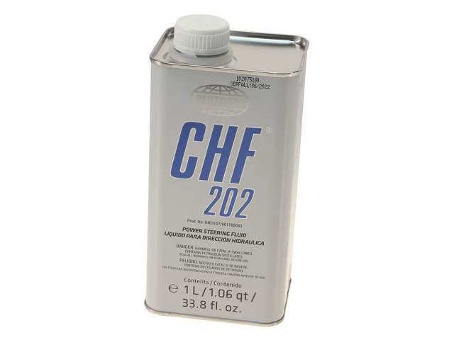 FBS - Pentosin Full Synthetic Power Steering Fluid CHF 202 - 1 Liter - B2C W0133-2312665-PEN
