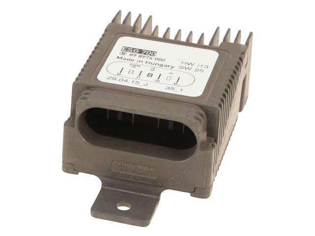 Stribel - Engine Cooling Fan Module - C2C W0133-2391207-STR