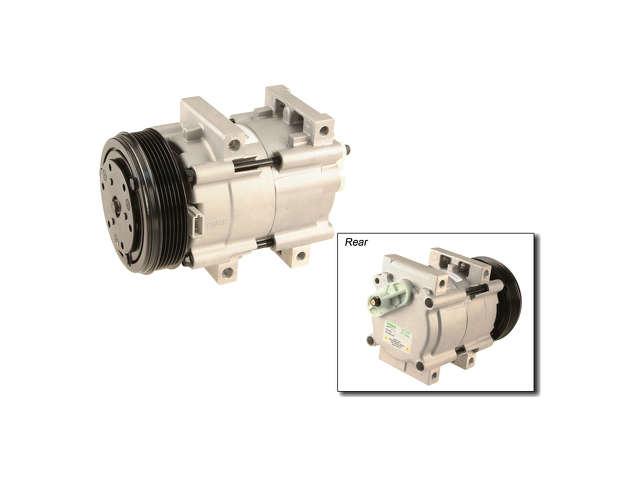 FBS - Valeo New - with Clutch A/C Compressor - B2C W0133-2623433-VAL