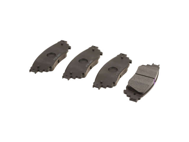 FBS - Disc Brake Pad Set (Rear) - B2C W0133-2627398-OES