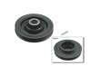 93-93 Honda Accord 2.2 SE 2dr F22A6  Crankshaft Pulley border=