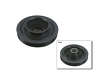 - 00 Honda Accord 2.3 EX 2dr F23A1,4  Crankshaft Pulley border=