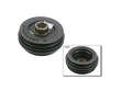 05/99 - 12/04 Nissan Xterra 2WD 4-cyl. KA24DE  Crankshaft Pulley border=