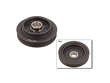10/97 - 12/99 Nissan Sentra 2.0 SE SR20DE  Crankshaft Pulley border=