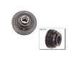 11/93 -  Honda Passport 3.2 V6 4WD 6VD1  Crankshaft Pulley border=