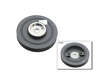 10/01 -  Hyundai Tiburon V6 G6BA  Crankshaft Pulley border=