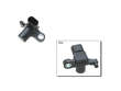 Camshaft Position Sensor for Honda Civic 1.7 EX 4dr