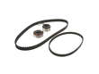 90-93 Honda Accord 2.2 DX 4dr F22A1 Gates Timing Belt Kit border=