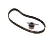 - 98 Honda Civic 1.6 LX 4dr D16Y7 Gates Timing Belt Kit border=