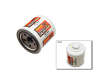 10/91 -  Isuzu Trooper 3.2 V6 6VD1 K&N Oil Filter border=