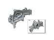 10/95 - 12/99 Nissan Pathfinder 3.3 4WD VG33E Japan Oil Pump border=