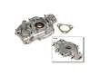 88-91 Honda Civic 1.6 Wagon 4WD D16A6  Oil Pump border=
