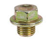 96-00 Honda Civic 1.6 LX 4dr D16Y7  Oil Drain Plug border=