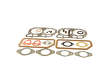 80-84 Subaru 2WD models 1.6 & 1.8 EA71,81 Ishino Cylinder Head Gasket Set border=