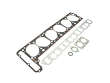 68-69 Mercedes Benz 230  6-Cylinder 180.954 Elring Cylinder Head Gasket Set border=