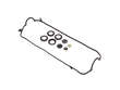 - 93 Honda Civic 1.5 LX 4dr D15B7 Ishino Valve Cover Gasket Set border=