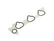 91-95 Acura Legend C32A1 Ishino Intake Manifold Gasket border=