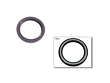 90-93 Honda Accord 2.2 DX 4dr F22A1 Japan Crankshaft Seal border=