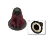 95 -  Ford Rngr R/Cab 4W L4 2.3 L4 2.3 K&N Air Filter border=
