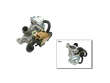 00-03 Mercedes Benz ML 55 AMG 113.981 Pierburg EGR Valve border=