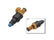 91-93 Ford Thunderbird LX V8 5.0 V8 5.0 Delphi Fuel Injector border=