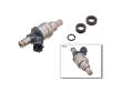 08/87 - 08/91 Toyota Camry I4 2WD Sedan 3SFE Fuel Injection Corp. Fuel Injector border=