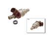08/88 - 01/95 Toyota Pickup V6 4WD RegCab 3VZE Fuel Injection Corp. Fuel Injector border=